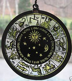 Astro symbols hanging