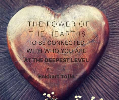 Power of heart