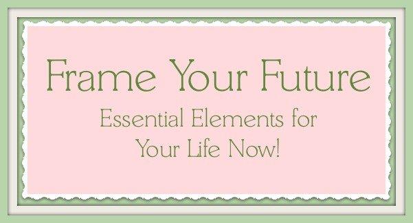 Frame Future logo pink