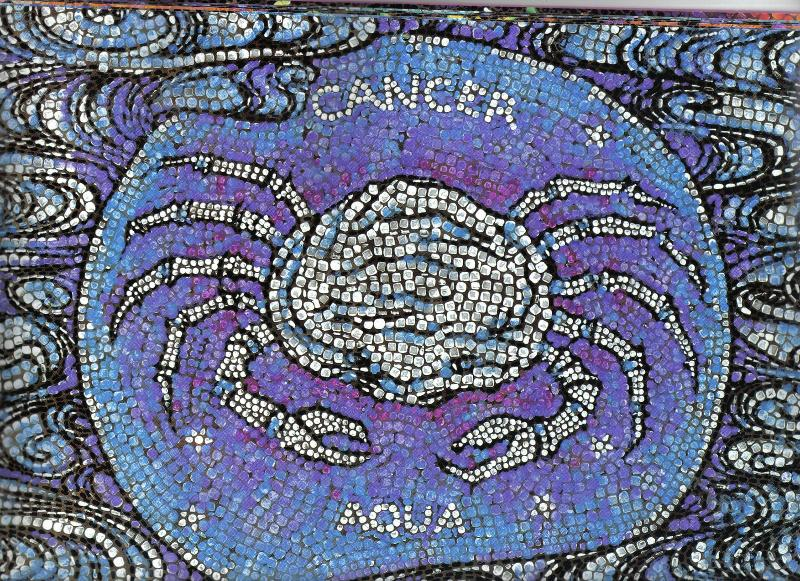 Cancer Crab Tile