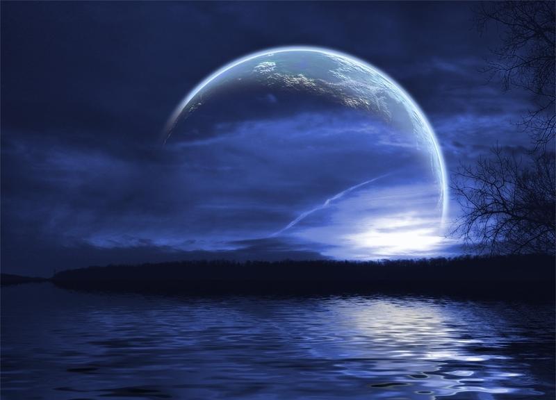 Dark Water Moon