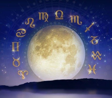 Full Moon Glyphs