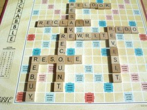 Mercury Retrograde Scrabble