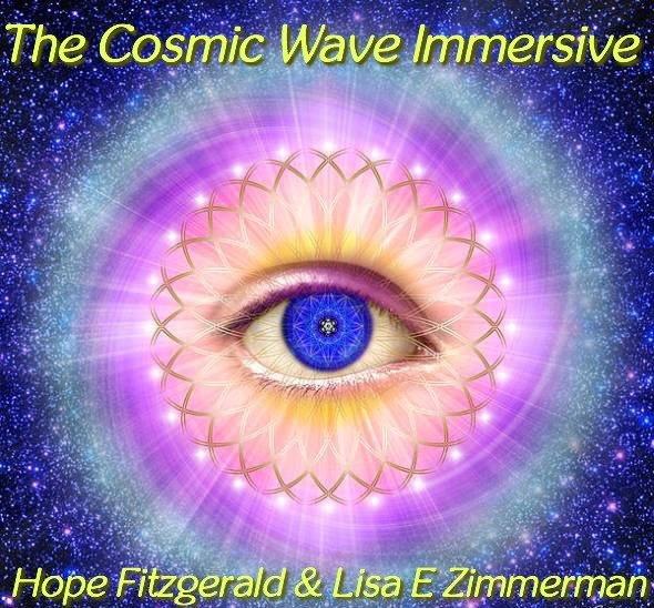 Cosmic Wave Immersive