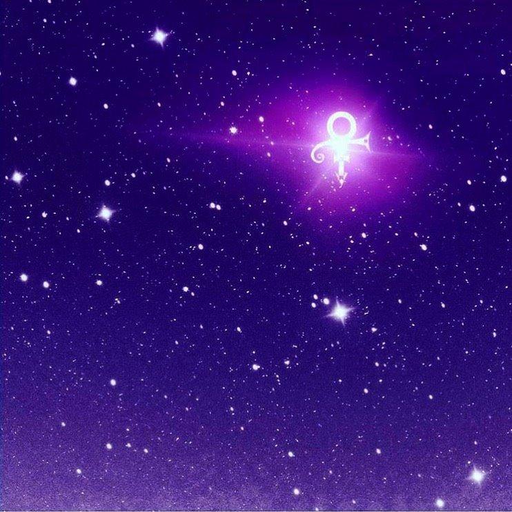 Prince stars