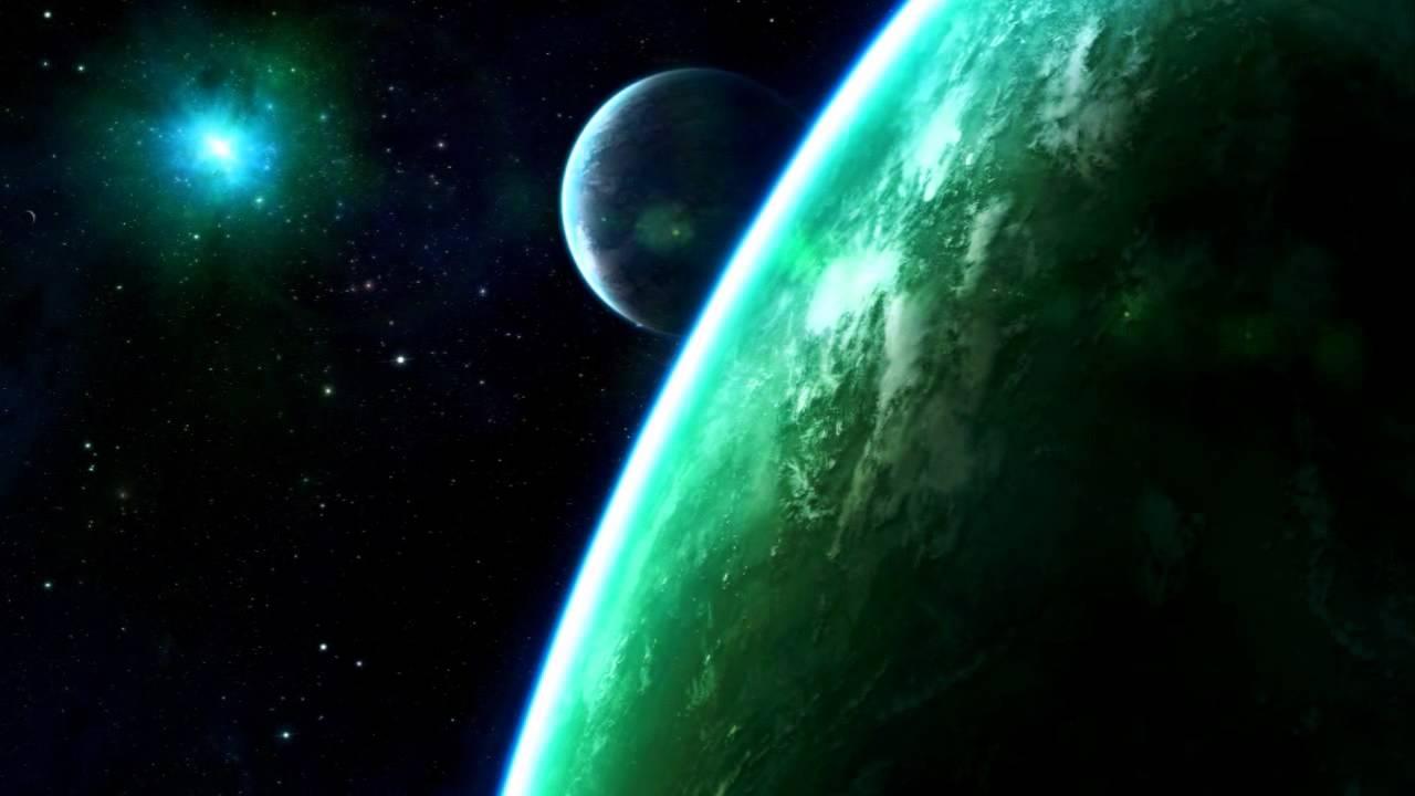 cosmic moon view