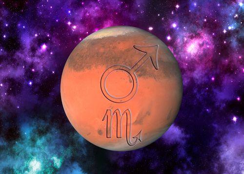 Mars Scorpio