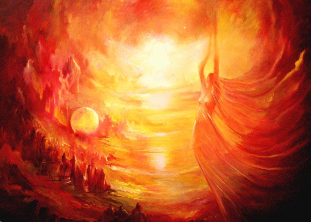 fire-moon